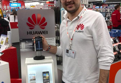I Demo Days per Huawei Ascend P6