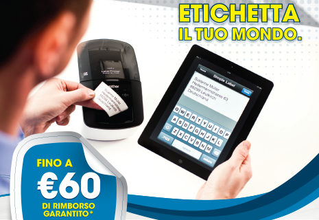 Cash Back: Torna l'iniziativa di Brother